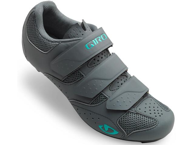 Giro Techne Sko Damer grå